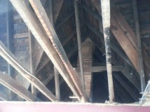 attic bedroom ceiling
