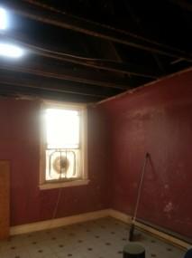attic bedroom celing 2